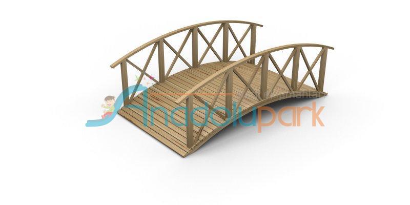 Anadolupark - WOODEN BRIDGE